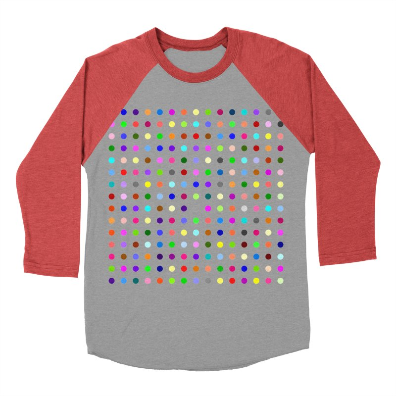 Meclonazepam Women's Baseball Triblend Longsleeve T-Shirt by Robert Hirst Artist Shop