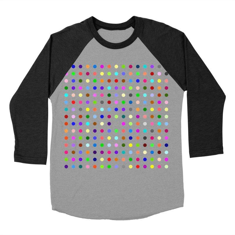 Meclonazepam Women's Baseball Triblend Longsleeve T-Shirt by Robert Hirst Artist Shop