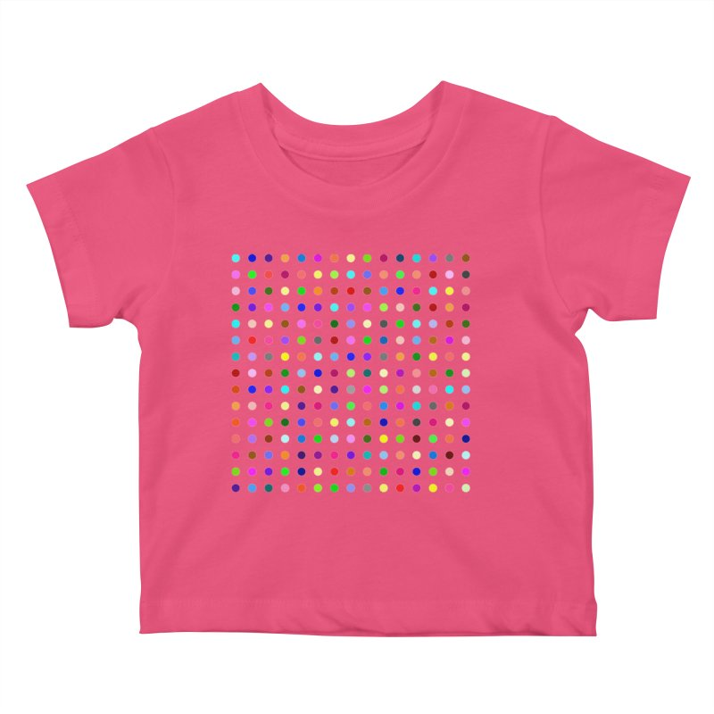 Meclonazepam Kids Baby T-Shirt by Robert Hirst Artist Shop