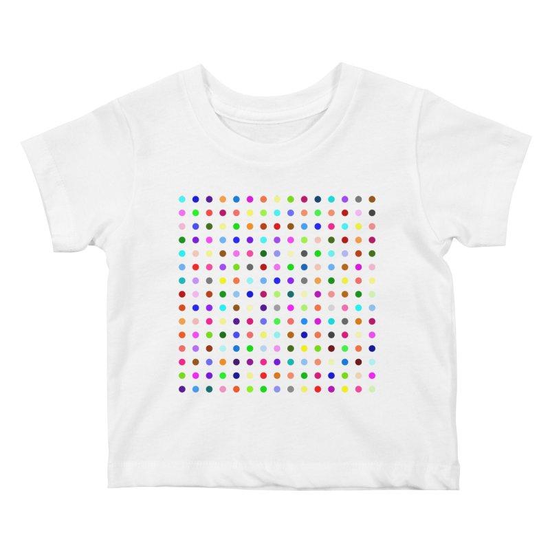 Meclonazepam Kids Baby T-Shirt by Robert Hirst Artist Shop