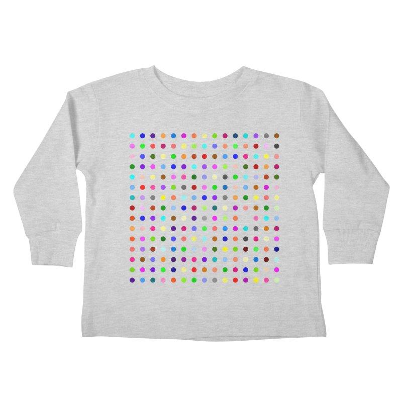 Meclonazepam Kids Toddler Longsleeve T-Shirt by Robert Hirst Artist Shop