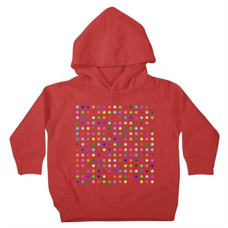 Meclonazepam Kids Toddler Pullover Hoody by Robert Hirst Artist Shop