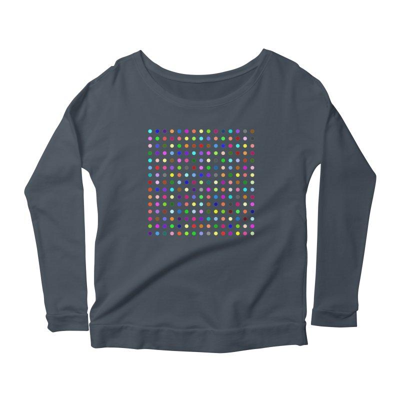 Meclonazepam Women's Scoop Neck Longsleeve T-Shirt by Robert Hirst Artist Shop