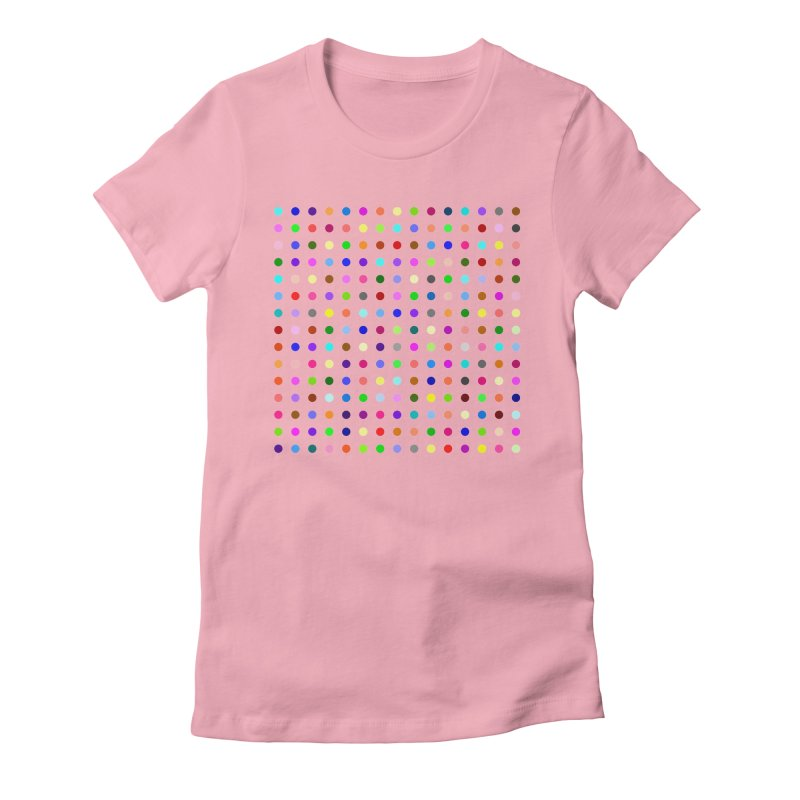 Meclonazepam Women's Fitted T-Shirt by Robert Hirst Artist Shop