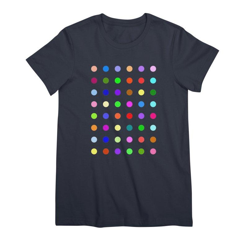 Metizolam Women's Premium T-Shirt by Robert Hirst Artist Shop