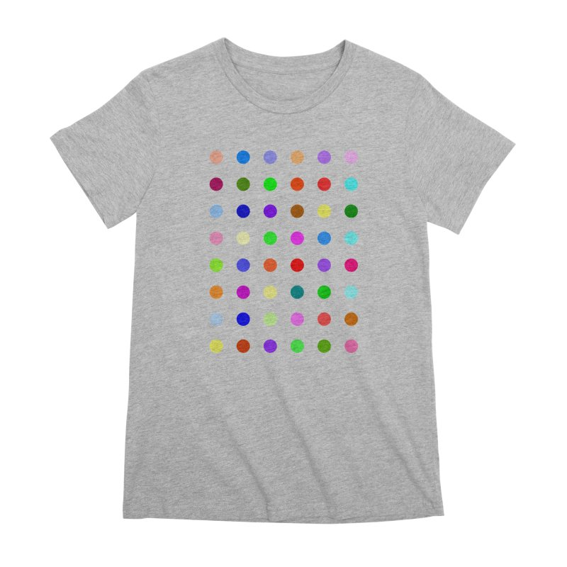 Metizolam Women's Premium T-Shirt by Robert Hirst Artist Shop