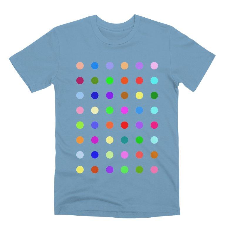 Metizolam Men's Premium T-Shirt by Robert Hirst Artist Shop