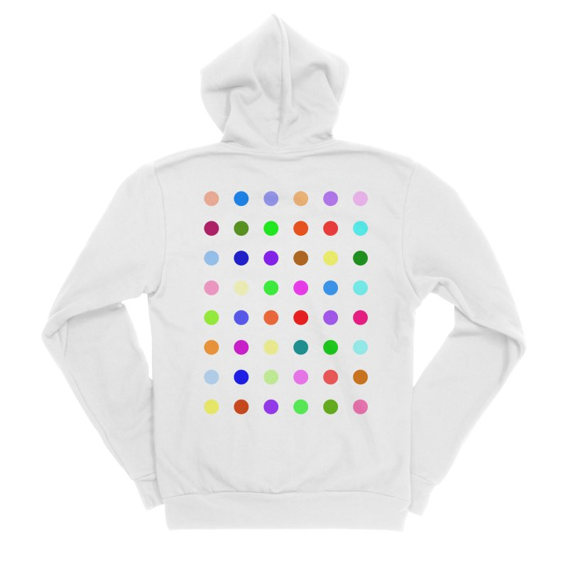Metizolam Women's Sponge Fleece Zip-Up Hoody by Robert Hirst Artist Shop