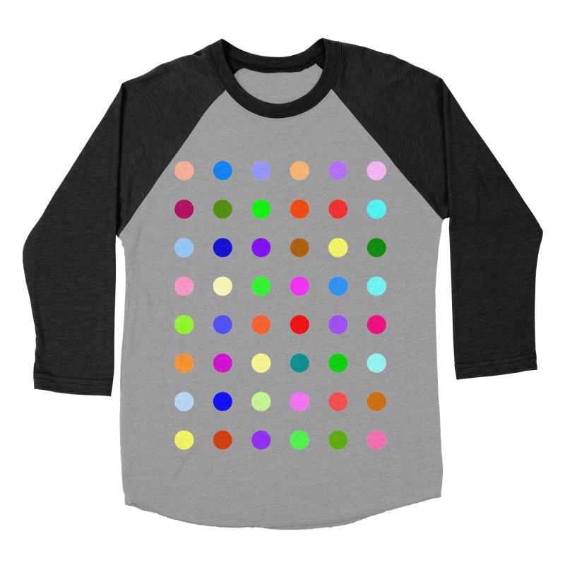 Metizolam Men's Baseball Triblend Longsleeve T-Shirt by Robert Hirst Artist Shop