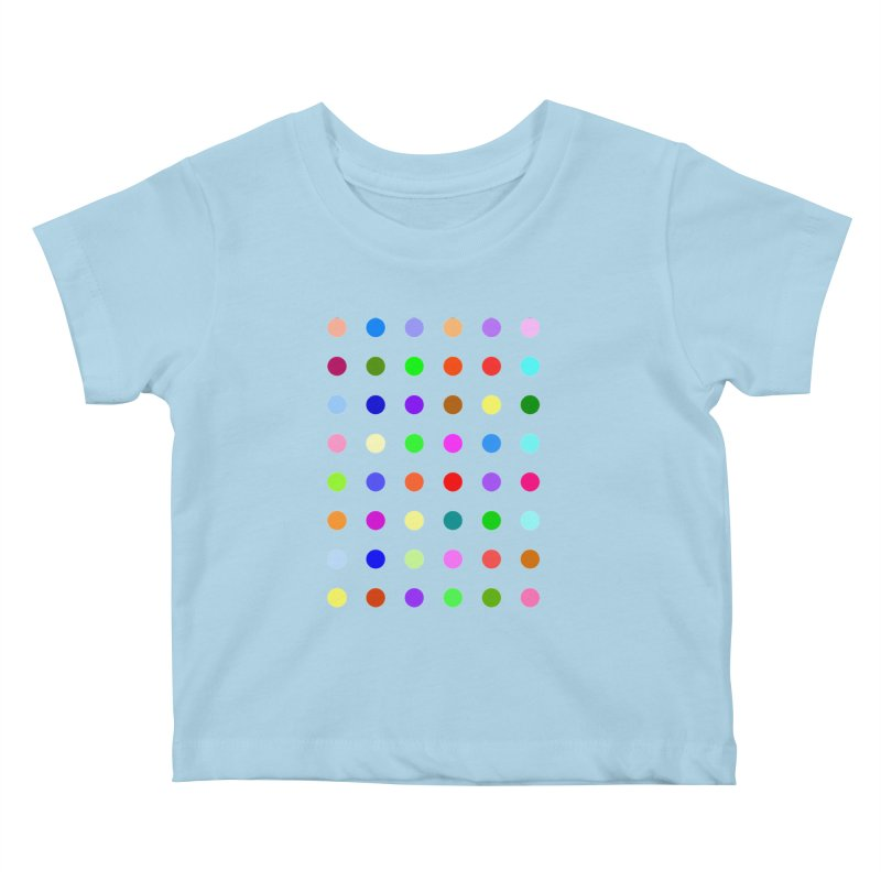 Metizolam Kids Baby T-Shirt by Robert Hirst Artist Shop