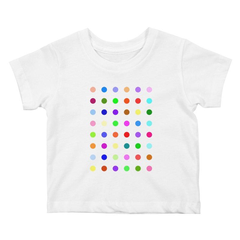 Metizolam Kids Baby T-Shirt by Robert Hirst Artist Shop