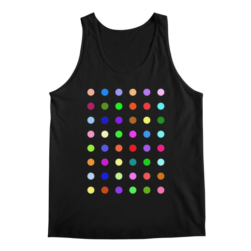 Metizolam Men's Regular Tank by Robert Hirst Artist Shop