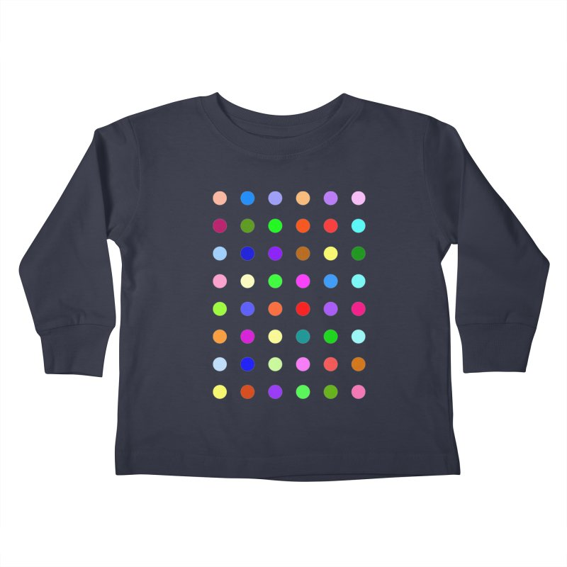 Metizolam Kids Toddler Longsleeve T-Shirt by Robert Hirst Artist Shop