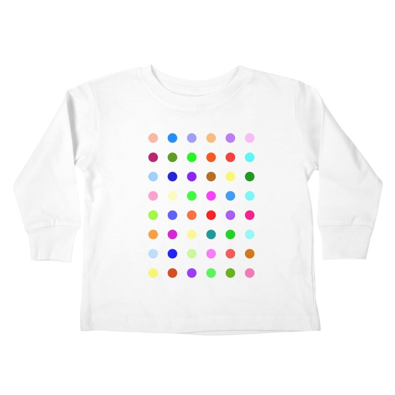 Metizolam Kids Toddler Longsleeve T-Shirt by Robert Hirst Artist Shop