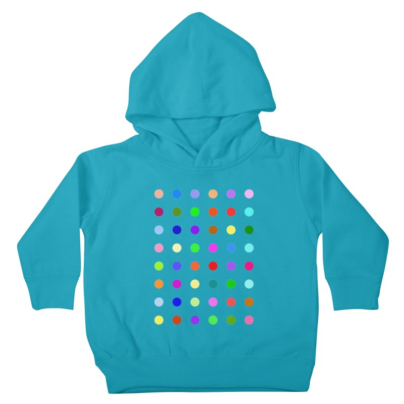 Metizolam Kids Toddler Pullover Hoody by Robert Hirst Artist Shop