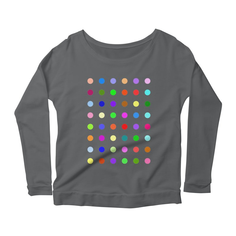 Metizolam Women's Scoop Neck Longsleeve T-Shirt by Robert Hirst Artist Shop