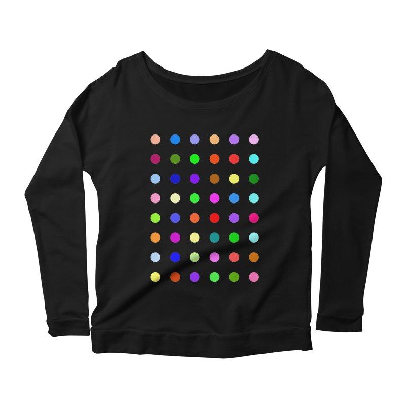 Metizolam Women's Scoop Neck Longsleeve T-Shirt by Robert Hirst Artist Shop