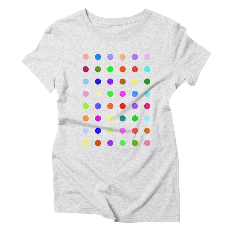 Metizolam Women's Triblend T-Shirt by Robert Hirst Artist Shop