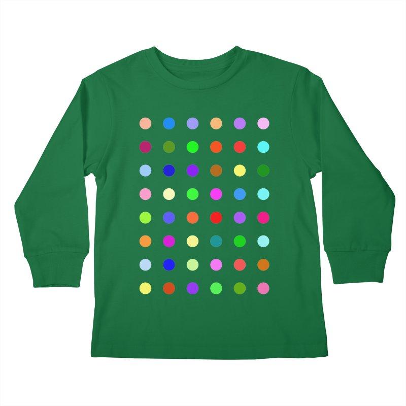 Metizolam Kids Longsleeve T-Shirt by Robert Hirst Artist Shop