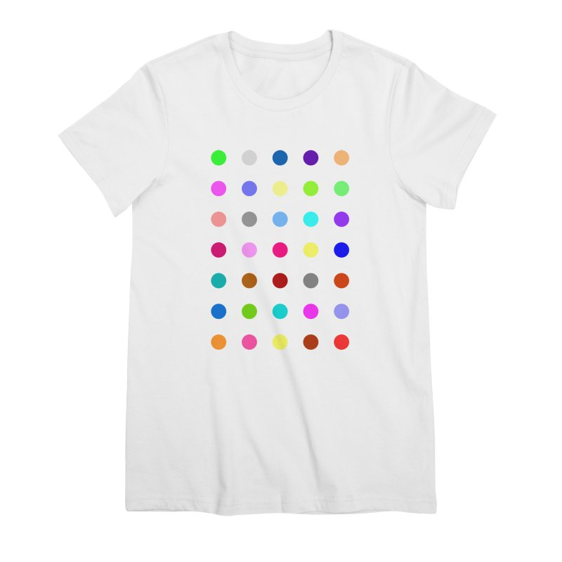 Nitrazolam Women's Premium T-Shirt by Robert Hirst Artist Shop