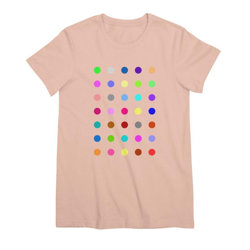 Nitrazolam Women's Premium T-Shirt by Robert Hirst Artist Shop