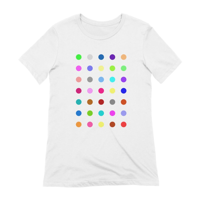 Nitrazolam Women's Extra Soft T-Shirt by Robert Hirst Artist Shop