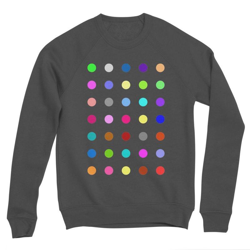 Nitrazolam Men's Sponge Fleece Sweatshirt by Robert Hirst Artist Shop