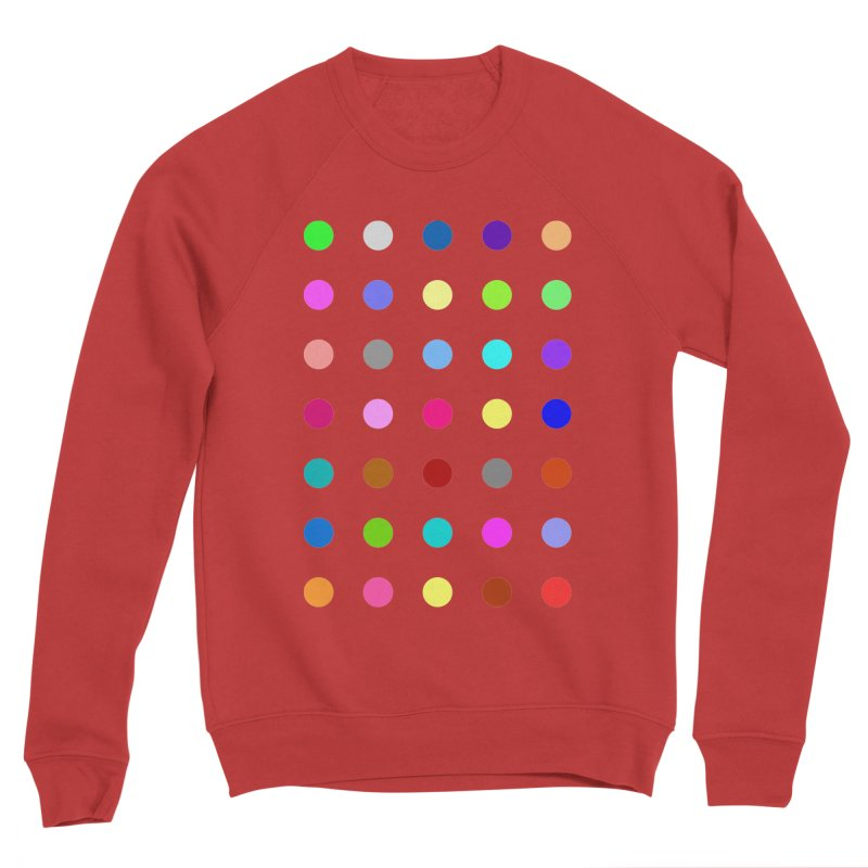 Nitrazolam Women's Sponge Fleece Sweatshirt by Robert Hirst Artist Shop