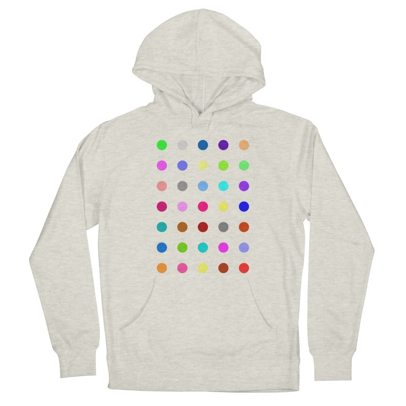 Nitrazolam Women's French Terry Pullover Hoody by Robert Hirst Artist Shop