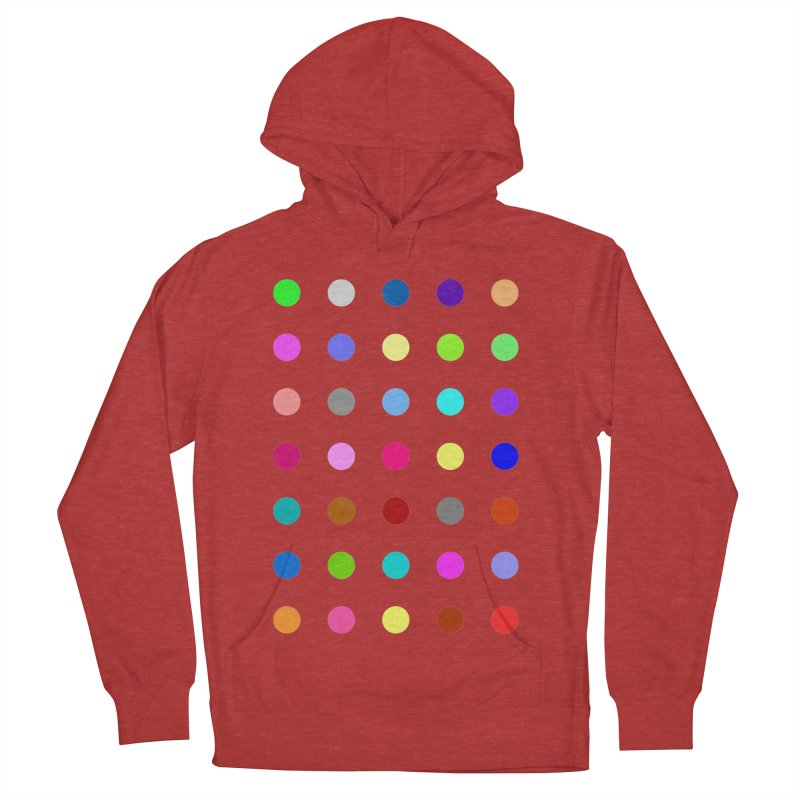 Nitrazolam Men's French Terry Pullover Hoody by Robert Hirst Artist Shop