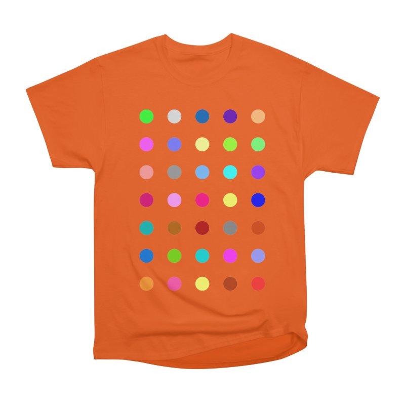 Nitrazolam Men's Heavyweight T-Shirt by Robert Hirst Artist Shop