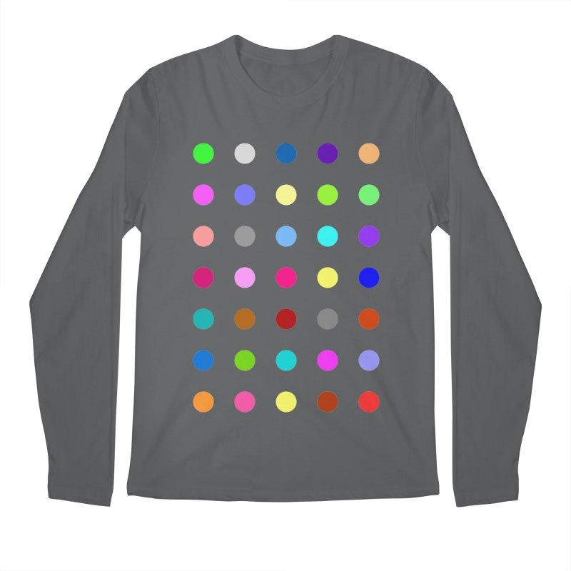 Nitrazolam Men's Longsleeve T-Shirt by Robert Hirst Artist Shop