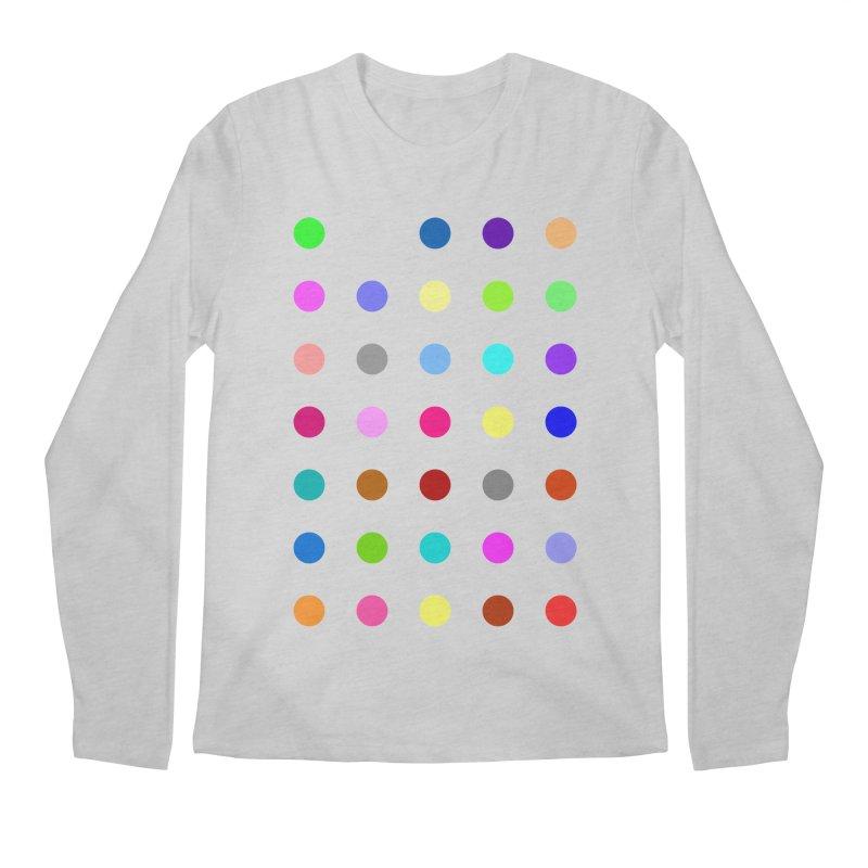 Nitrazolam Men's Regular Longsleeve T-Shirt by Robert Hirst Artist Shop