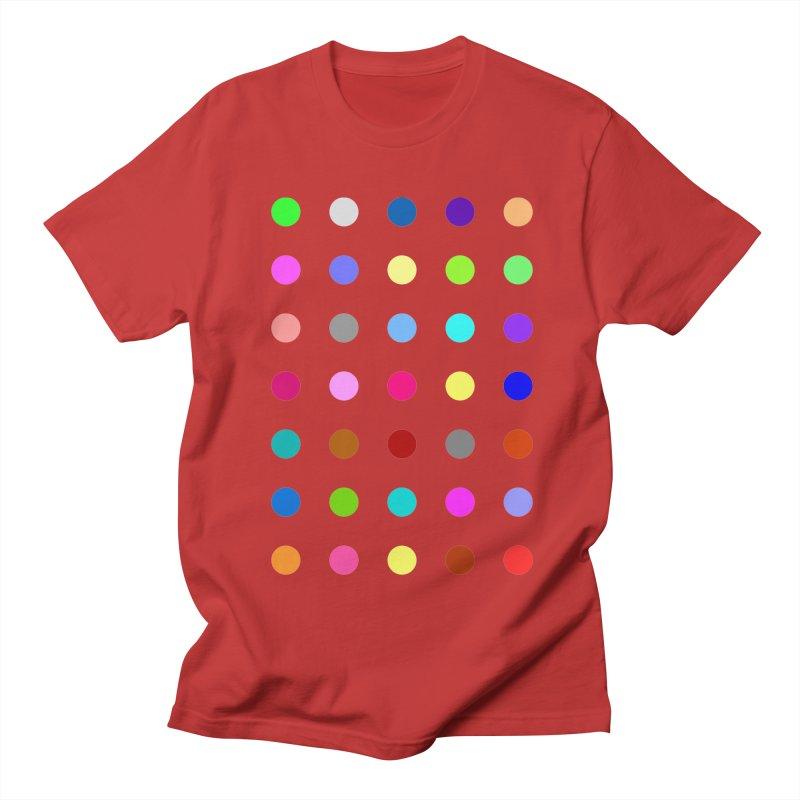Nitrazolam Men's Regular T-Shirt by Robert Hirst Artist Shop