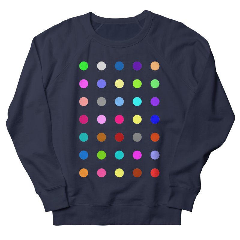 Nitrazolam Women's French Terry Sweatshirt by Robert Hirst Artist Shop
