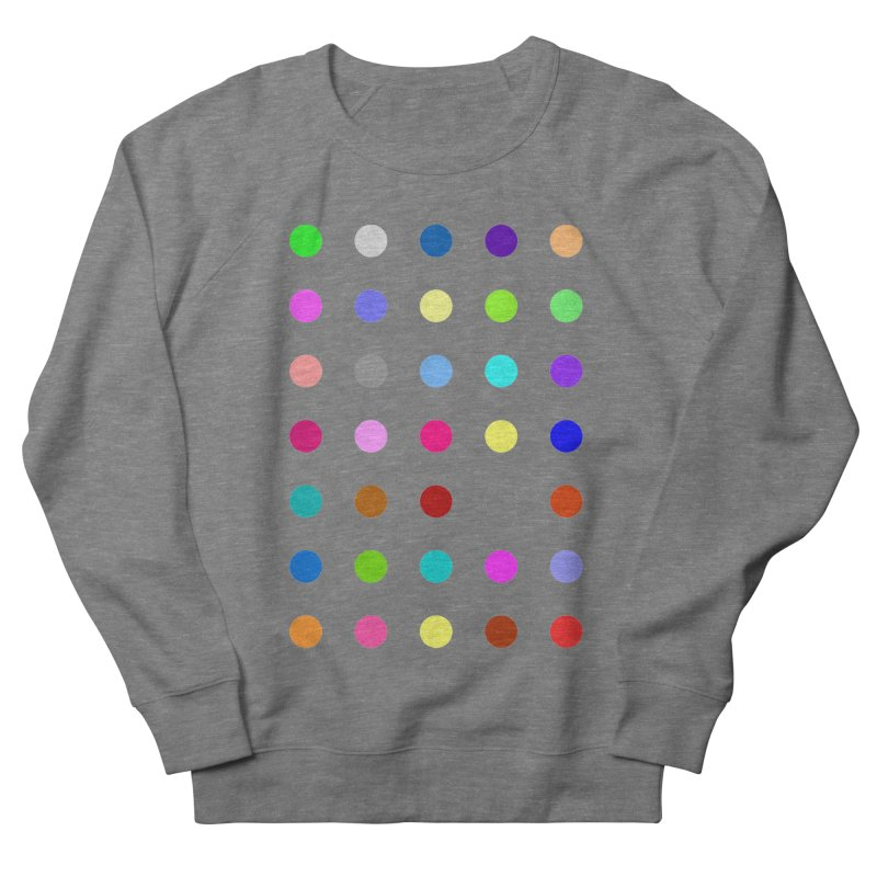 Nitrazolam Men's French Terry Sweatshirt by Robert Hirst Artist Shop