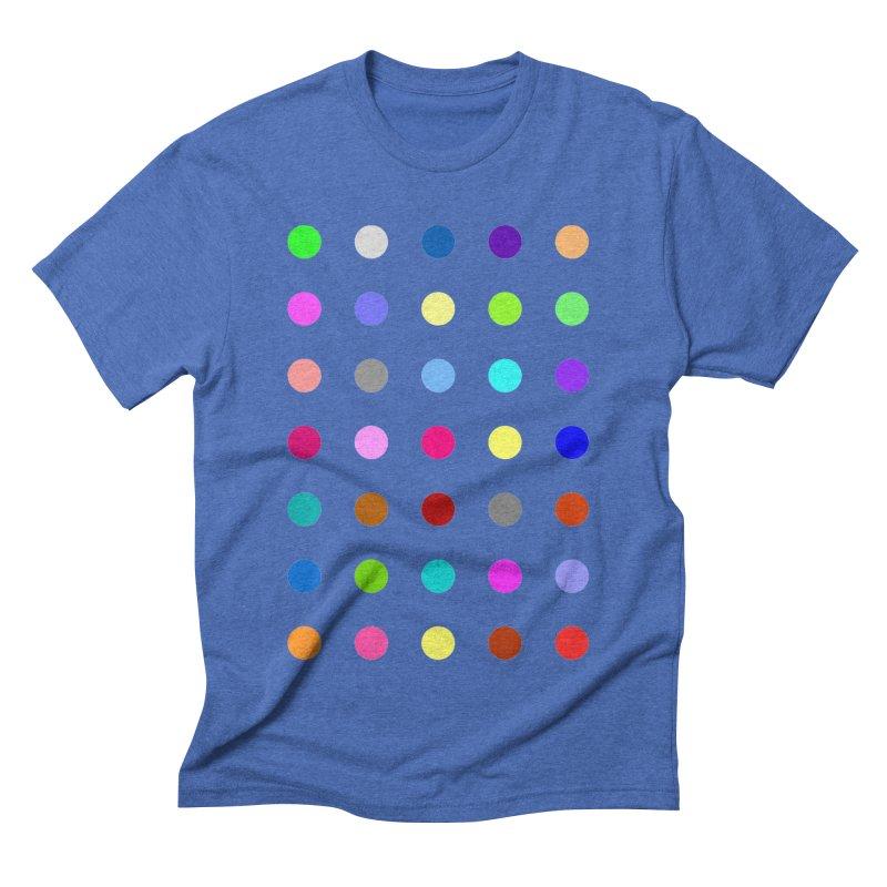 Nitrazolam Men's Triblend T-Shirt by Robert Hirst Artist Shop