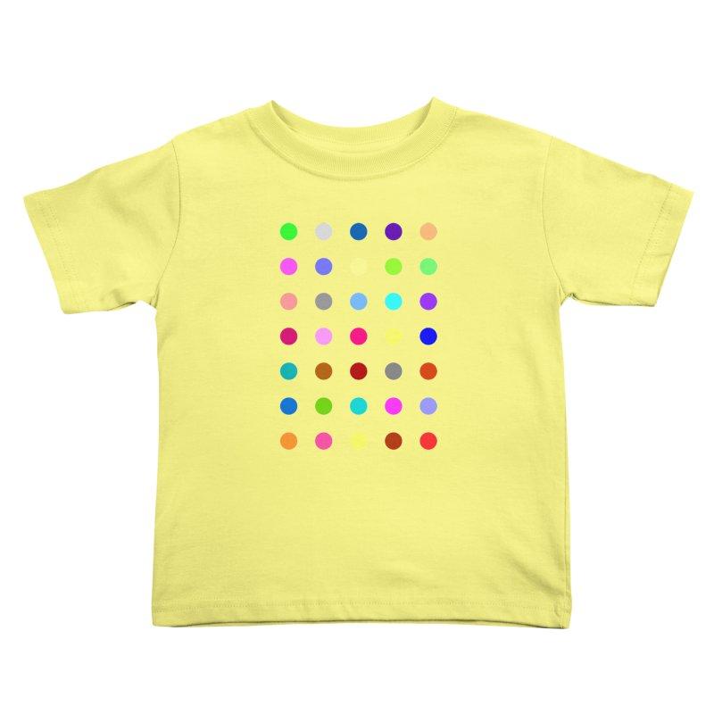 Nitrazolam Kids Toddler T-Shirt by Robert Hirst Artist Shop
