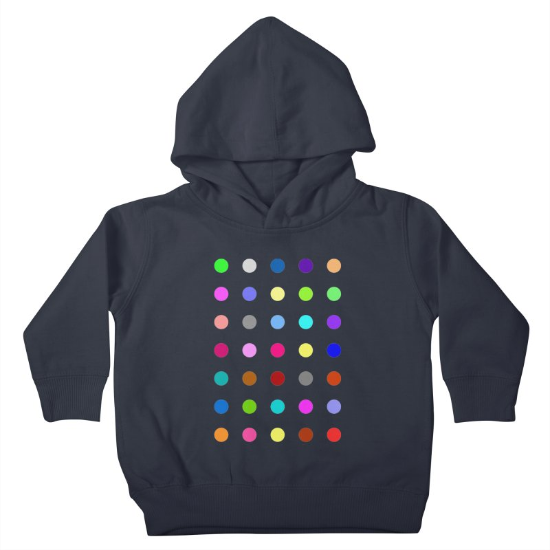 Nitrazolam Kids Toddler Pullover Hoody by Robert Hirst Artist Shop