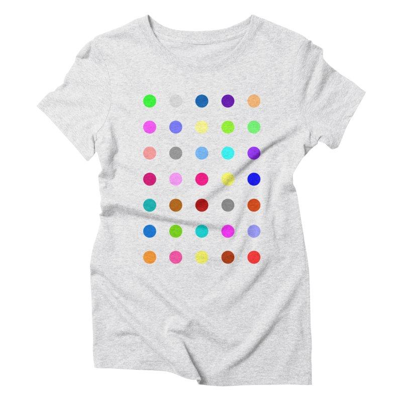Nitrazolam Women's Triblend T-Shirt by Robert Hirst Artist Shop