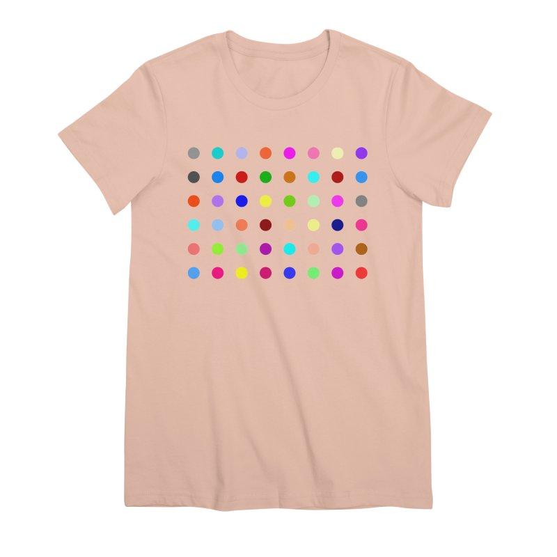 Norflurazepam Women's Premium T-Shirt by Robert Hirst Artist Shop