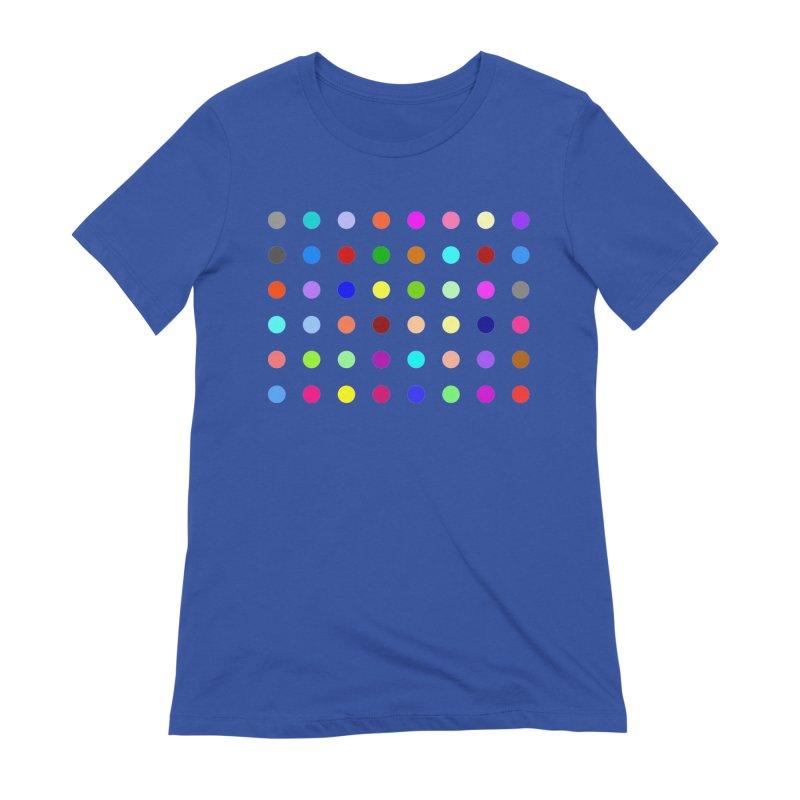 Norflurazepam Women's Extra Soft T-Shirt by Robert Hirst Artist Shop