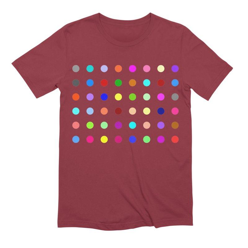 Norflurazepam Men's Extra Soft T-Shirt by Robert Hirst Artist Shop