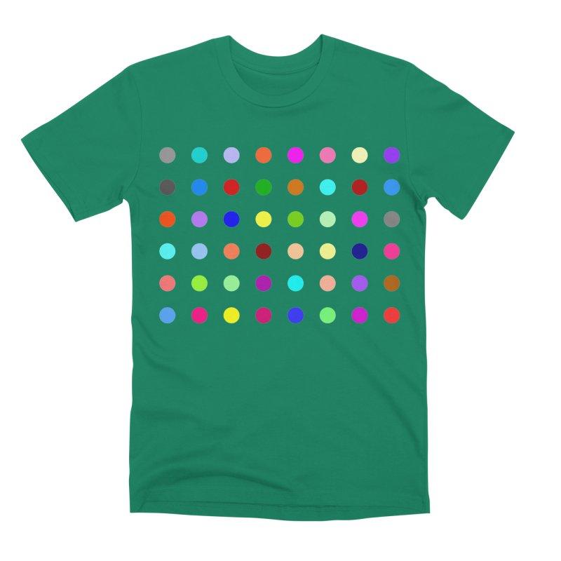 Norflurazepam Men's Premium T-Shirt by Robert Hirst Artist Shop