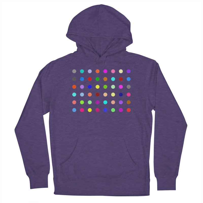 Norflurazepam Men's French Terry Pullover Hoody by Robert Hirst Artist Shop