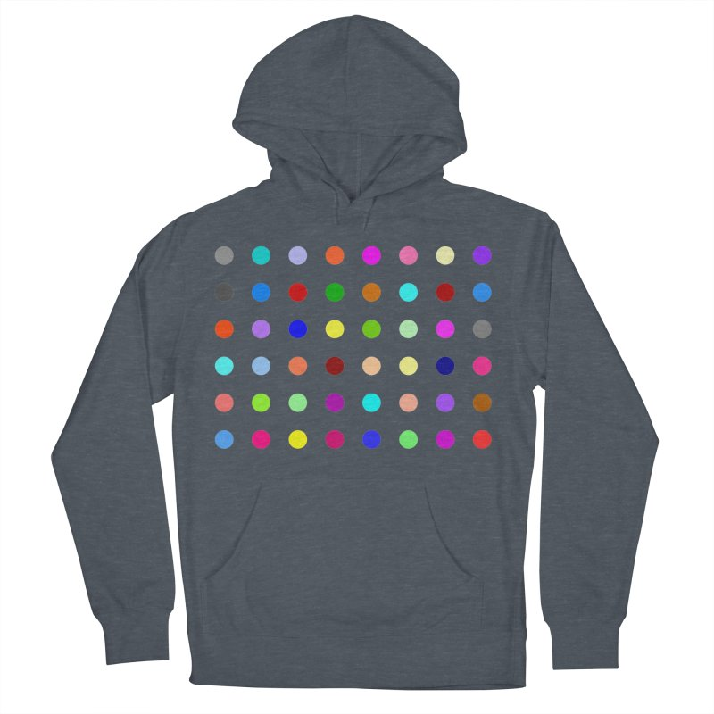 Norflurazepam Women's French Terry Pullover Hoody by Robert Hirst Artist Shop