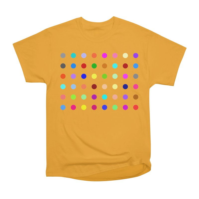 Norflurazepam Men's Heavyweight T-Shirt by Robert Hirst Artist Shop