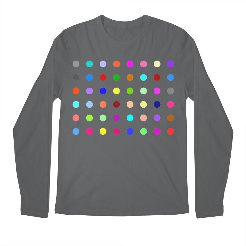 Norflurazepam Men's Longsleeve T-Shirt by Robert Hirst Artist Shop