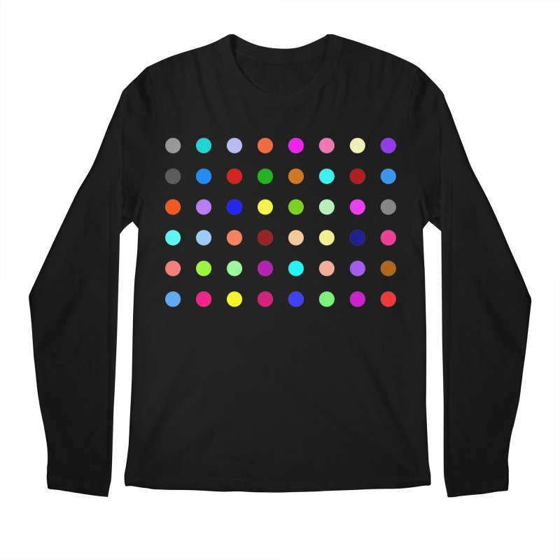 Norflurazepam Men's Regular Longsleeve T-Shirt by Robert Hirst Artist Shop