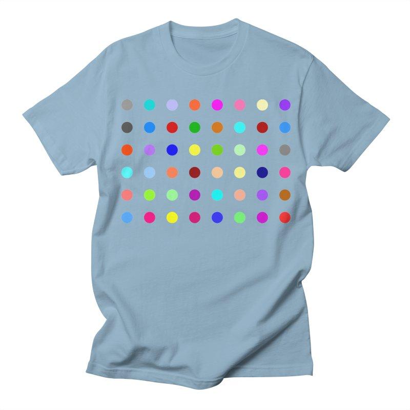 Norflurazepam Men's Regular T-Shirt by Robert Hirst Artist Shop
